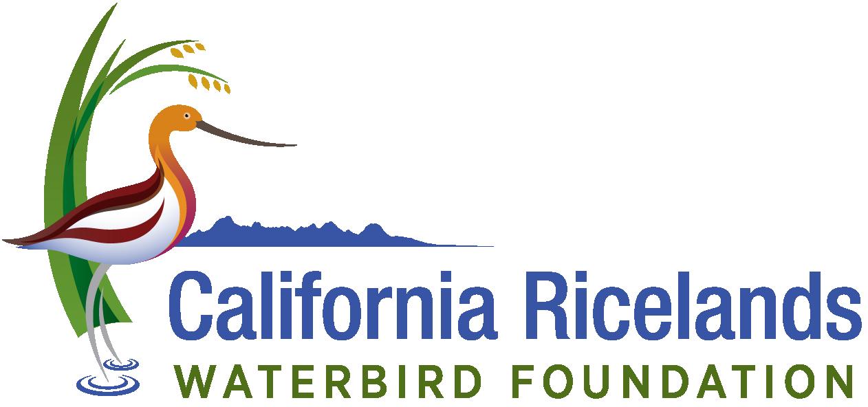 California Ricelands Waterbird Foundation logo