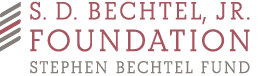 Bechtel Foundation logo