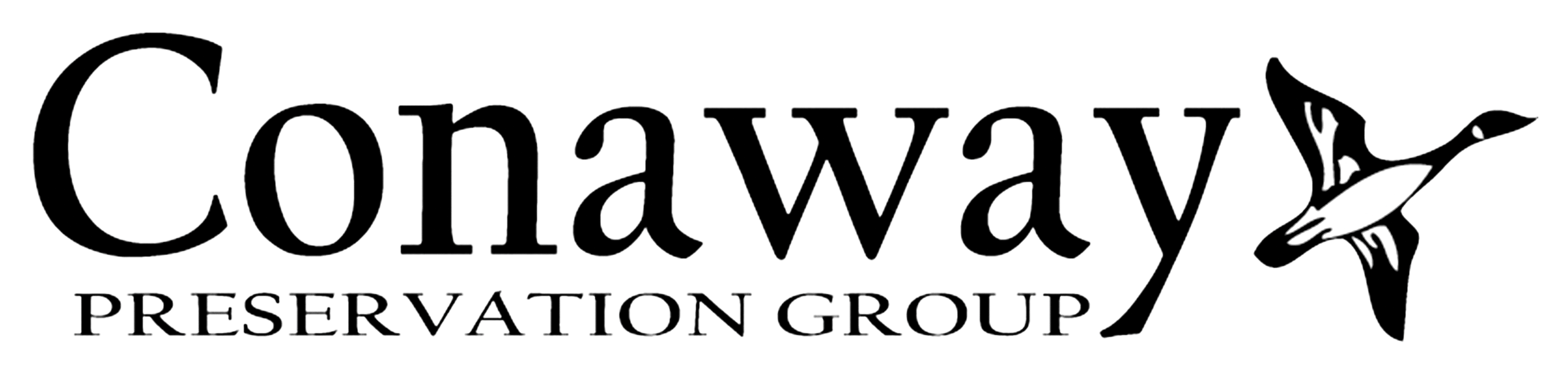 Conaway Preservation Group logo