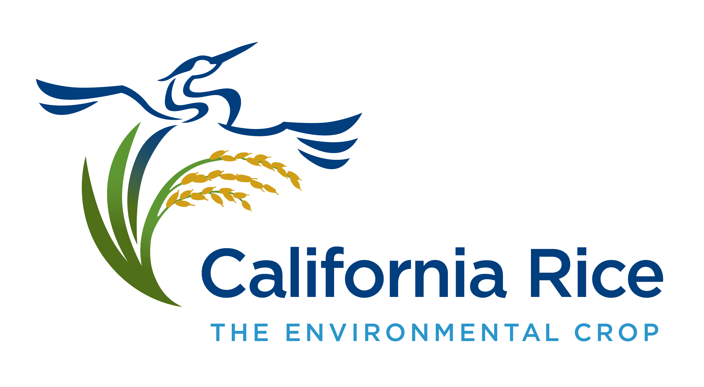 California Rice logo